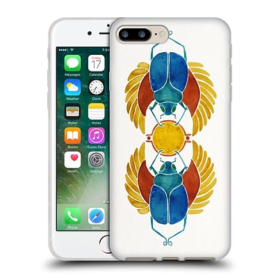OFFICIAL CAT COQUILLETTE INSECTS Original Scarab Soft Gel Case for Apple iPhone 7 Plus