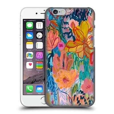 OFFICIAL CARRIE SCHMITT FLORALS Exhalation Hard Back Case for Apple iPhone 6 / 6s