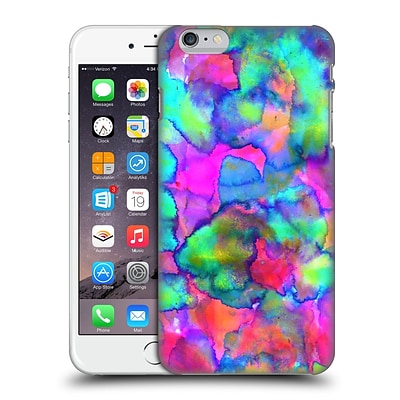 OFFICIAL AMY SIA ABSTRACT COLOURS Aurora Hard Back Case for Apple iPhone 6 Plus / 6s Plus