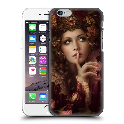 OFFICIAL MÉLANIE DELON GODDESS Whispers Hard Back Case for Apple iPhone 6 / 6s