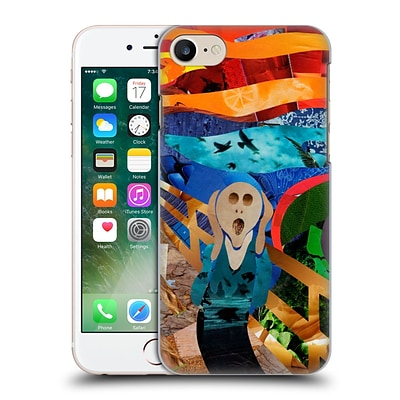 OFFICIAL ARTPOPTART POP CULTURE Scream Hard Back Case for Apple iPhone 7