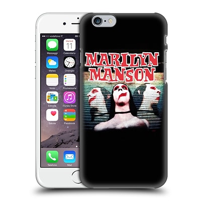 OFFICIAL MARILYN MANSON KEY ART Sweet Dreams Hard Back Case for Apple iPhone 6 / 6s