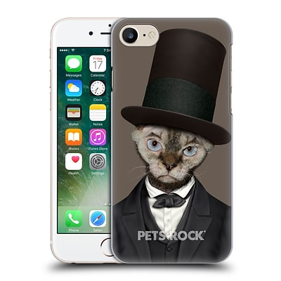 OFFICIAL PETS ROCK ICONIC Lincoln Hard Back Case for Apple iPhone 7