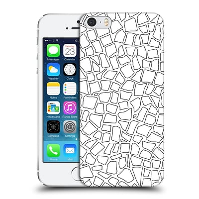 OFFICIAL PROJECT M BRITISH MOSAIC DIY Hard Back Case for Apple iPhone 5 / 5s / SE