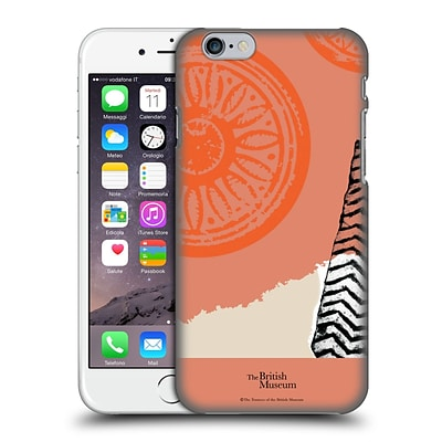 OFFICIAL BRITISH MUSEUM COMMUNITY AND NURTURE 2 Stamps Hard Back Case for Apple iPhone 6 / 6s