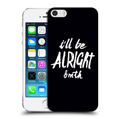 OFFICIAL BRING ME THE HORIZON KEY ART Ill Be Alright Hard Back Case for Apple iPhone 5 / 5s / SE