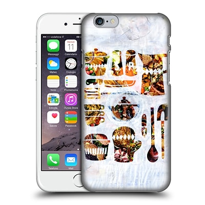 OFFICIAL ARTPOPTART COLLAGE Kitchen Collection Hard Back Case for Apple iPhone 6 / 6s