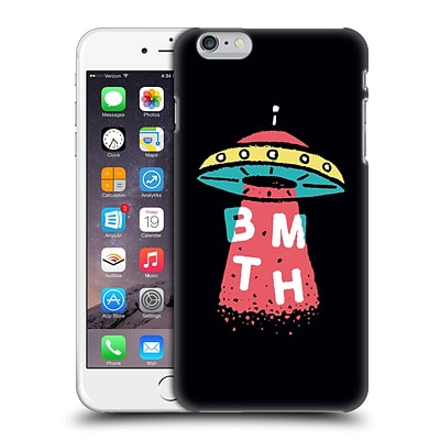 OFFICIAL BRING ME THE HORIZON KEY ART UFO Hard Back Case for Apple iPhone 6 Plus / 6s Plus