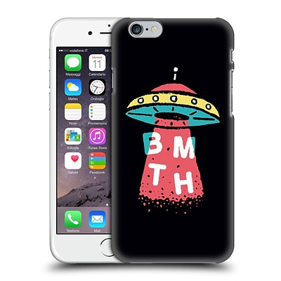 OFFICIAL BRING ME THE HORIZON KEY ART UFO Hard Back Case for Apple iPhone 6 / 6s