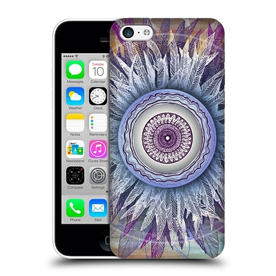 OFFICIAL BRENDA ERICKSON CHAKRAS Crown Hard Back Case for Apple iPhone 5c