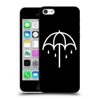 OFFICIAL BRING ME THE HORIZON KEY ART Umbrella Hard Back Case for Apple iPhone 5c