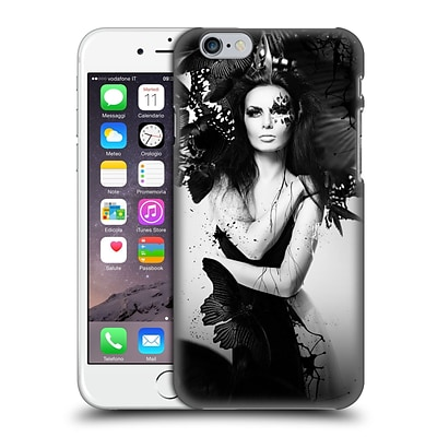 OFFICIAL PETE AEIKO HARRISON BEAUTY SERIES April Hard Back Case for Apple iPhone 6 / 6s