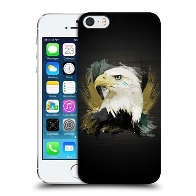 OFFICIAL ARON ART ANIMALS Eagle Hard Back Case for Apple iPhone 5 / 5s / SE