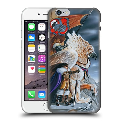 OFFICIAL LA WILLIAMS KINGDOM Loyalty And Valor Hard Back Case for Apple iPhone 6 / 6s