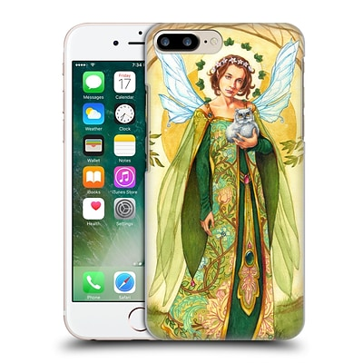 OFFICIAL JANE STARR WEILS FAIRIES Baby Owl Hard Back Case for Apple iPhone 7 Plus