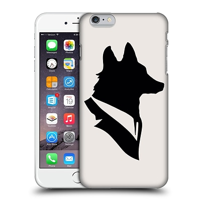OFFICIAL FLORENT BODART ANIMALS Monsieur Renard Hard Back Case for Apple iPhone 6 Plus / 6s Plus