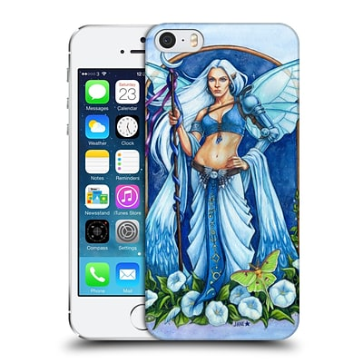 OFFICIAL JANE STARR WEILS FAIRIES 2 Moon Flower Hard Back Case for Apple iPhone 5 / 5s / SE