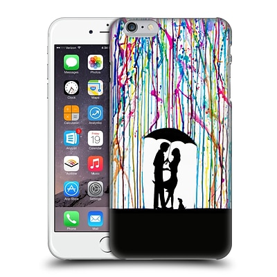 OFFICIAL MARC ALLANTE SILHOUETTES Two Step Hard Back Case for Apple iPhone 6 Plus / 6s Plus