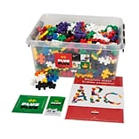 Plus-Plus Plastic Open Play Big Set, 600 Pieces/Set (PLL03231)
