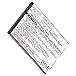 Ultralast 3.7 Volt  Lithium Ion Cell Phone Battery for ZTE Aurora (PDA-395LI)