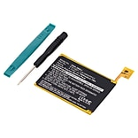 Ultralast 3.7 Volt  Lithium Ion MP3 Player Battery for Apple iPod Touch 5 (PDA-394LI)