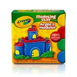 Crayola Modeling Clay Sticks, 4 oz., Assorted Colors, 4/Box (57-0300)