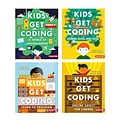 Learner Publication Kids Get Coding Set of 4 Books (LPB1512458554)