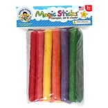 Captain CreativeBold Color Magic Stick Magic Nuudle, Ages 3-8, 24/pack (CCR20525)