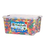 Captain Creative Magic Nuudles Super Container, Age 3-8, 2000/pack (CCR10905)