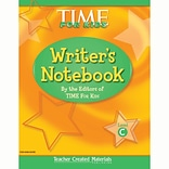 TIME For Kids® Writers Notebook, Grades 5-6 (SEP10148)