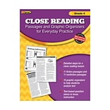 Teacher Created Resources, Close Reading Practice Book Gr 4 (EP-2562)