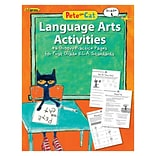 Teacher Created Resources Pete The Cat Language Arts Workbook Gr 1 (EP-3515)