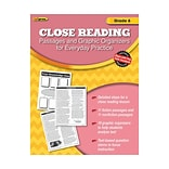 Teacher Created Resources, Close Reading Practice Book Gr 6 (EP-2564)