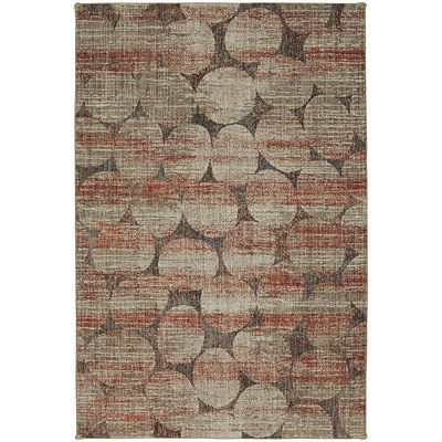Mohawk Home Metropolitan Gianni Ginger by Virginia Langley Rug (086093534158)