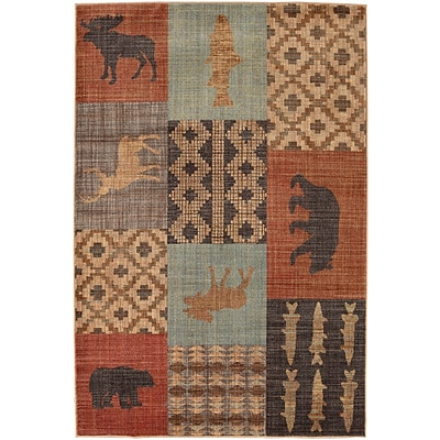 Mohawk Home Destinations Nome Multi Rug (086093555641)