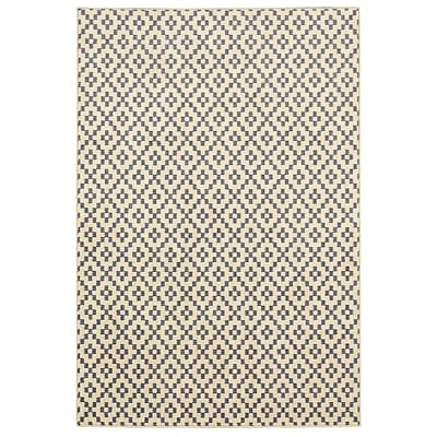 Mohawk Home Bayside Simple Lattice Indigo Rug (797786013439)