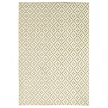 Mohawk Home Bayside Simple Lattice Aqua Rug (797786013484)