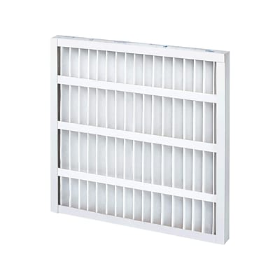 Aerostar NOVA Pleat 25 x 16 x 2 Pleated Air Filter, MERV 8, 12/Box (21138)