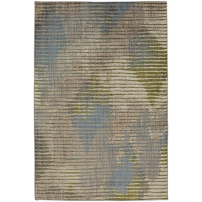 Mohawk Home Muse Wireframe Lagoon Rug (086093534240)