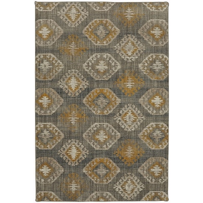 Mohawk Home Metropolitan Jemma Onyx by Virginia Langley Rug (086093534110)