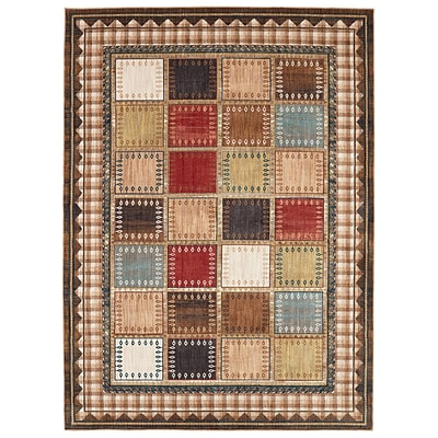Mohawk Home Destinations Clearwater Emerald Rug (086093556495)