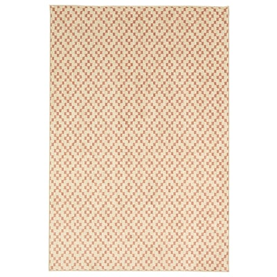 Mohawk Home Bayside Simple Lattice Coral Rug (797786013453)