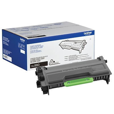 Brother TN-880 Black Toner Cartridge, Extra High Yield