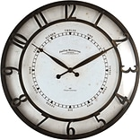 FirsTime 18 Cameron Whisper Wall Clock (50069)
