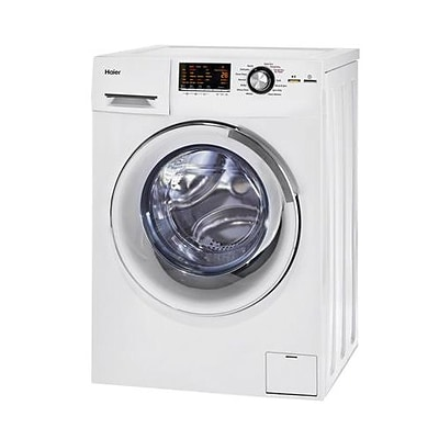 Haier 2 cu. ft. Front Load Washer/Dryer Combo, White (HLC1700AXW)