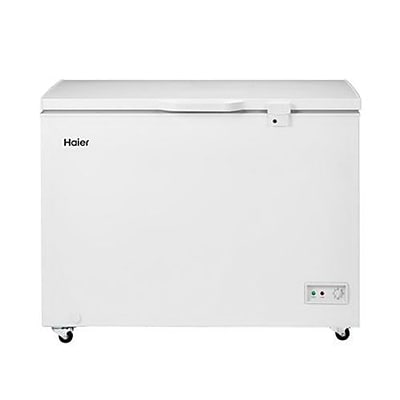 Haier HFC9204ACW 9.2 cu. ft. Manual Defrost Chest Freezer, White