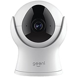 geeni GN-CW004-199 VISION 1080p Smart Wi-Fi Security Camera (White)