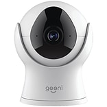 geeni GN-CW003-199 VISION 720p Smart Wi-Fi Security Camera (White)