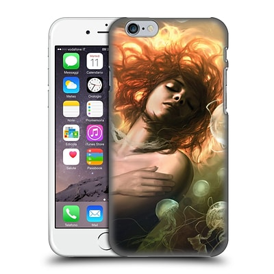 OFFICIAL DANIEL CONWAY SURREAL PORTRAITS Softly Sleeping Hard Back Case for Apple iPhone 6 / 6s