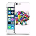 OFFICIAL RIC STULTZ ANIMALS 2 Born Colourful Hard Back Case for Apple iPhone 5 / 5s / SE